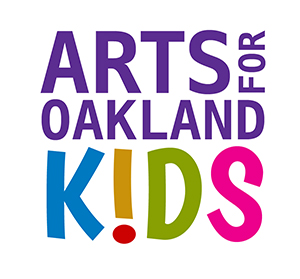 Arts for Oakland Kids Logo About Us