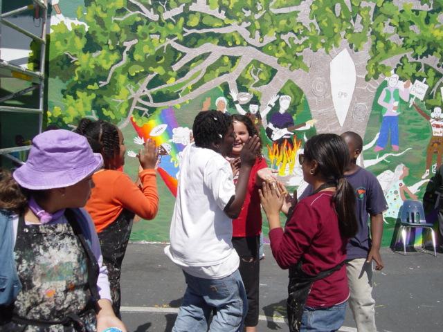 East Bay Diversity Mural