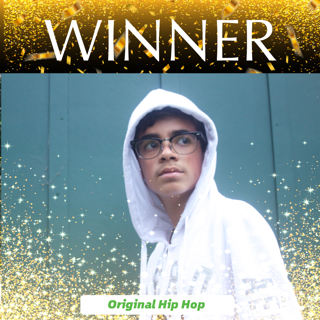 Winner: Original Hip Hop – Jahziel