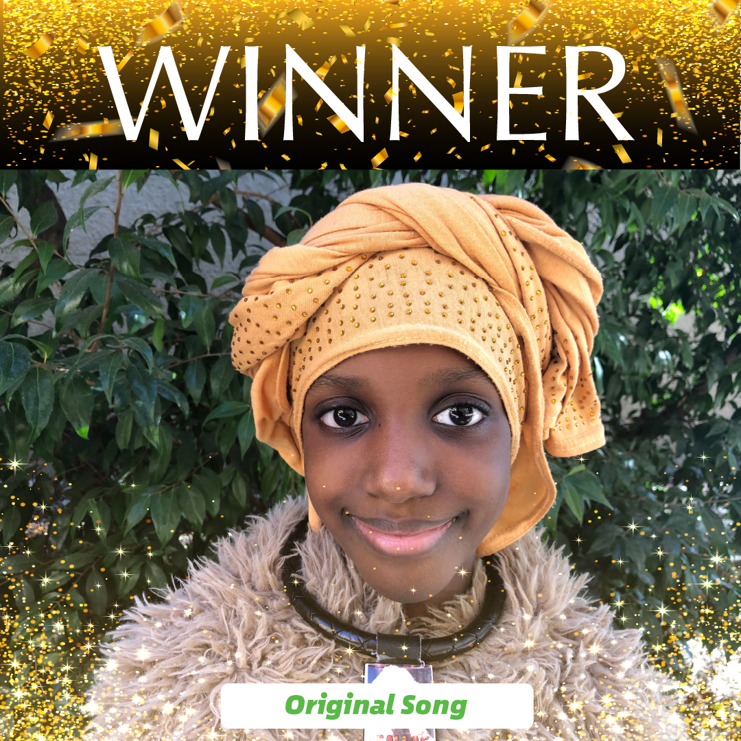 Winner: Original Song– Nafissatou