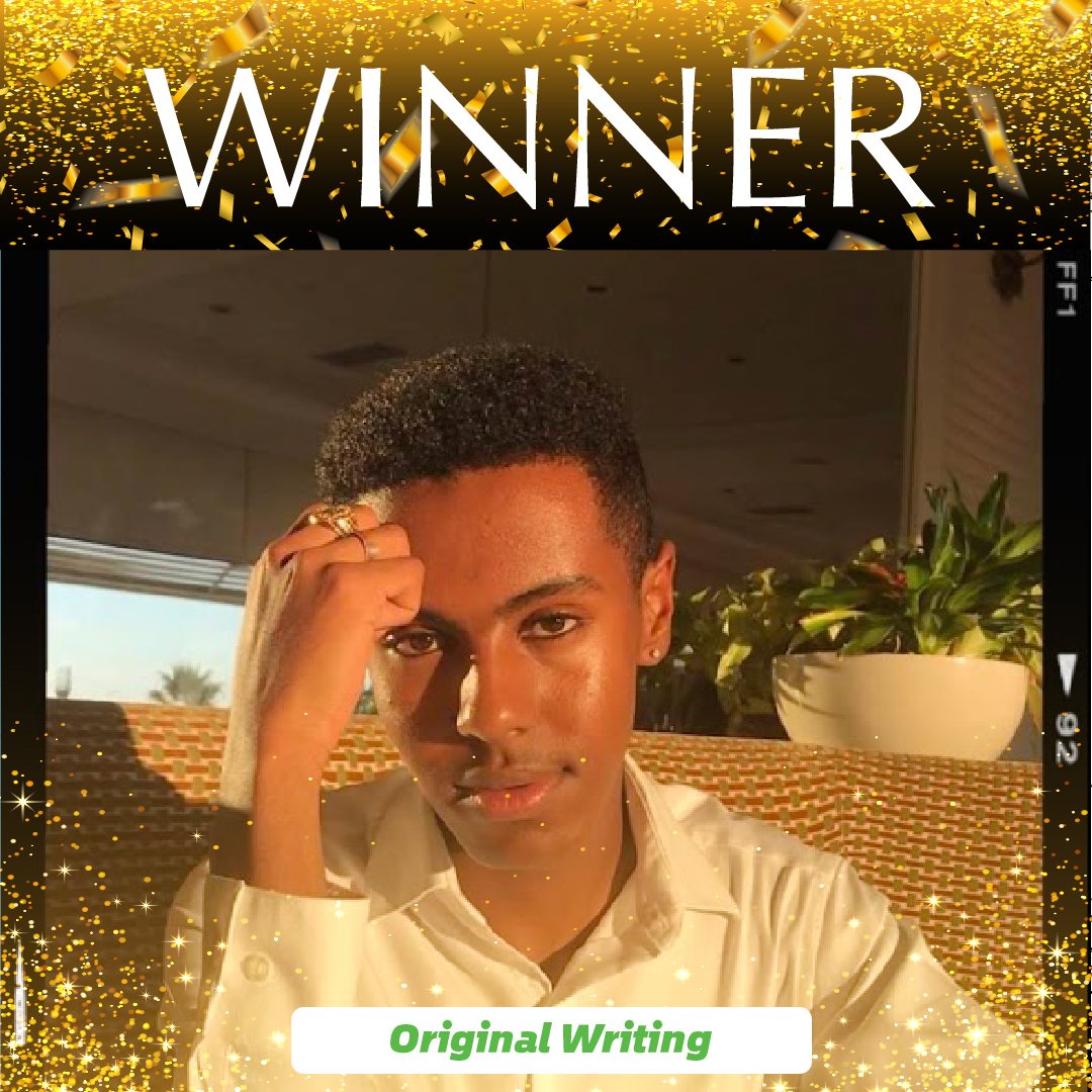 Winner: Original Visual Art– Samuel